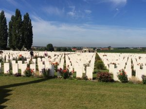 84 - Tyne Cott Memorial Cemetery
